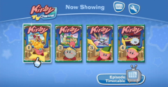 Kirby TV Channel