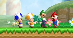 Wii New Super Mario Bros Wii The Spriters Resource