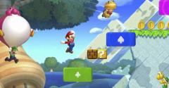 Wii U New Super Mario Bros U The Spriters Resource