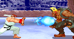 Street Fighter Alpha / Zero