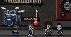 Linkin Park 8-Bit Rebellion!