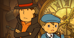 Professor Layton Customs