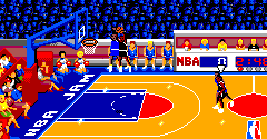 NBA Jam (Prototype)