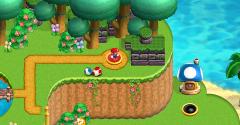 Wii Newer Super Mario Bros Wii Mod The Spriters Resource