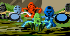 BIONICLE: Mata Nui Online Game