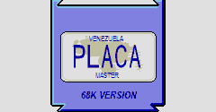 PlacaMaster 68K (Homebrew)