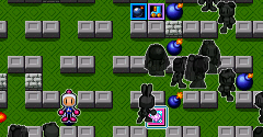 Bomberman 100 Man Battle