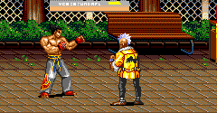 Streets of Rage 2: Tekken Edition (Hack)