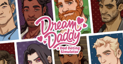 Dream Daddy: A Daddy Dating Simulator