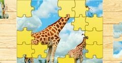 Zoo Jigsaw Puzzles Games Free