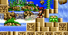 Sonic the Hedgehog Megamix (Hack)