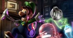 Luigi's Mansion Customs