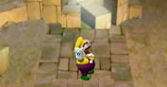 Wario World (Flash)