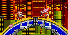 Sonic the Hedgehog 2: Pink Edition (Hack)