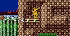 Pikachu The Mouse (Hack)
