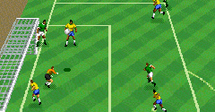 Capcom's Soccer Shootout / J.League Excite Stage '94
