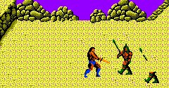 Golden Axe (Bootleg)