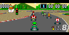 Super Mario Kart: Pro Edition (Hack)