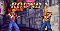 Double Dragon '95