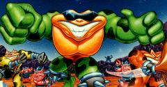 Battletoads Customs