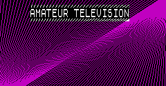 Amateur Television Test