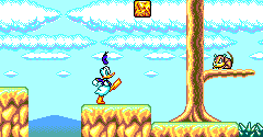 Deep Duck Trouble Starring Donald Duck (PAL)