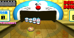 Doraemon Bowling (Flash)