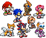Playable Characters