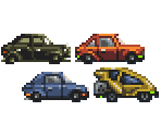 Civilian Vehicles
