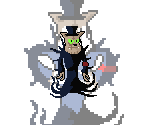 Wizard Cat Black