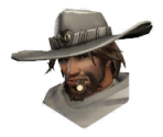 McCree (Away)