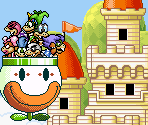 Koopalings (SMB3 SNES Version)
