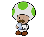 Herb T. (Paper Mario-Style)