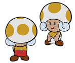 Tayce T. (Paper Mario-Style)