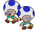 Russ T. (Paper Mario-Style)
