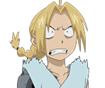 Edward Elric (Hospitalized)
