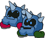 Armored Harriers (Paper Mario Style)
