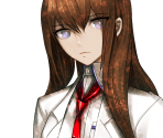 Makise Kurisu (Lab Coat)