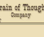 Train of Thought Company