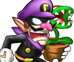 Waluigi (Awakened Form)
