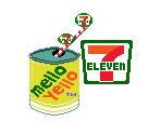 Mello Yello & 7-Eleven Elements