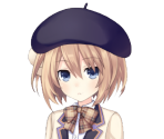 Blanc (Gamicademi School Uniform)