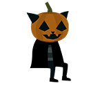 Pumpkin Head Guy
