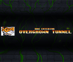 Overgrown Tunnel