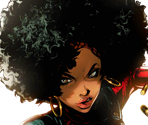 Misty Knight (Mercedes Knight)