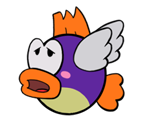 Sushie (Paper Mario Style)