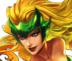 Enchantress Amora