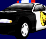 1998 Police Ford Mustang