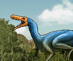 Dinosaur Sprites and Backgrounds