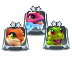 Baby Dragon Icons